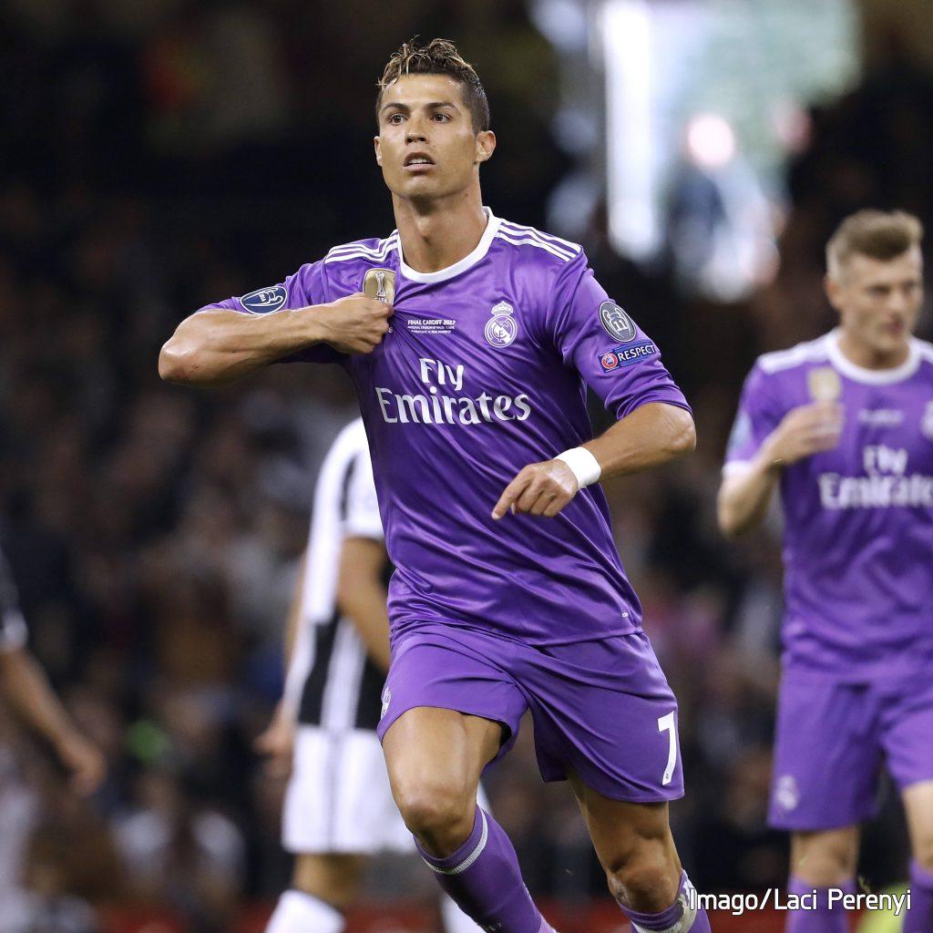 cristiano ronaldo bleibt real madrid treu   fussball aktuell