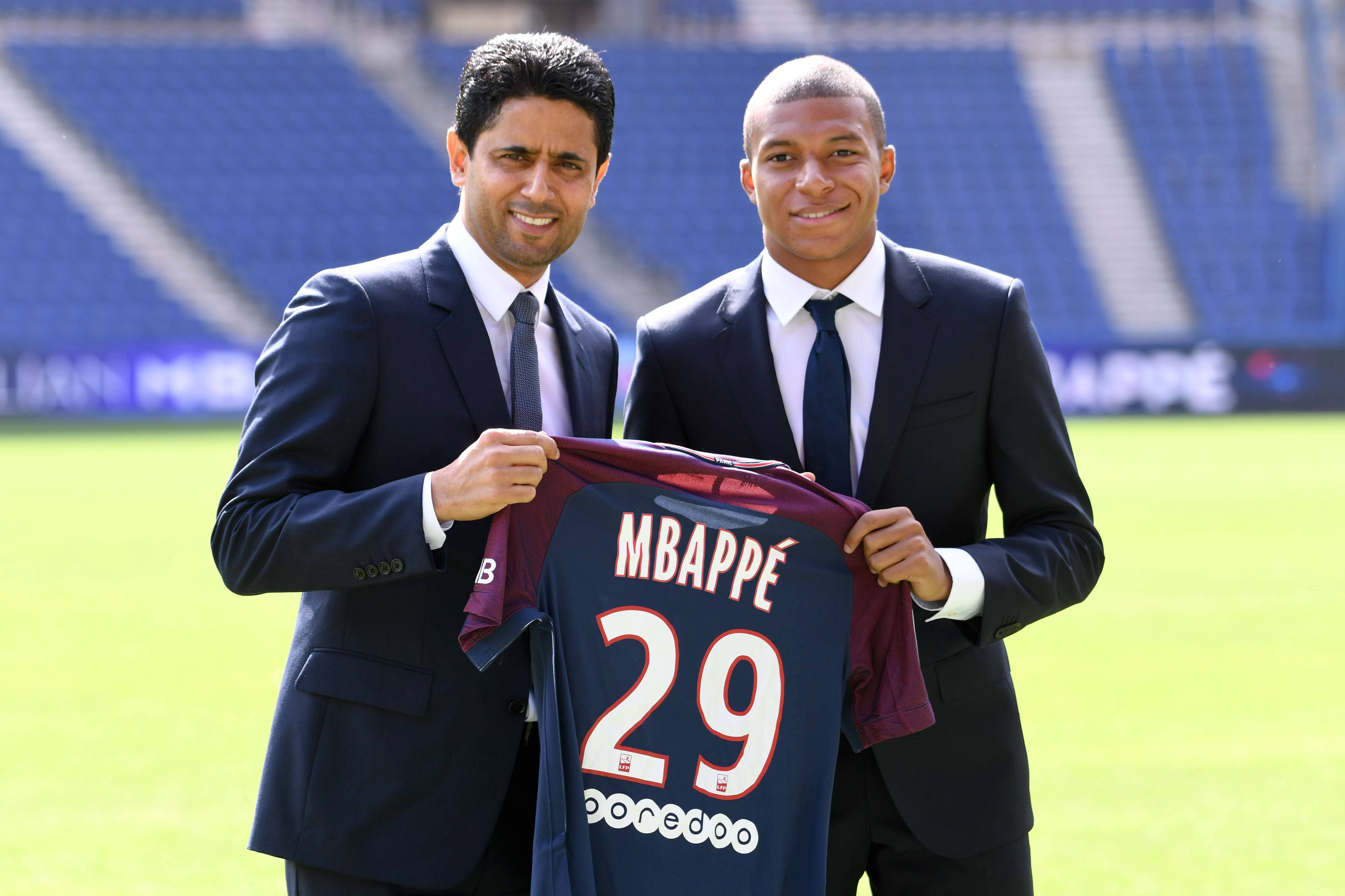 Mbappe Wechsel