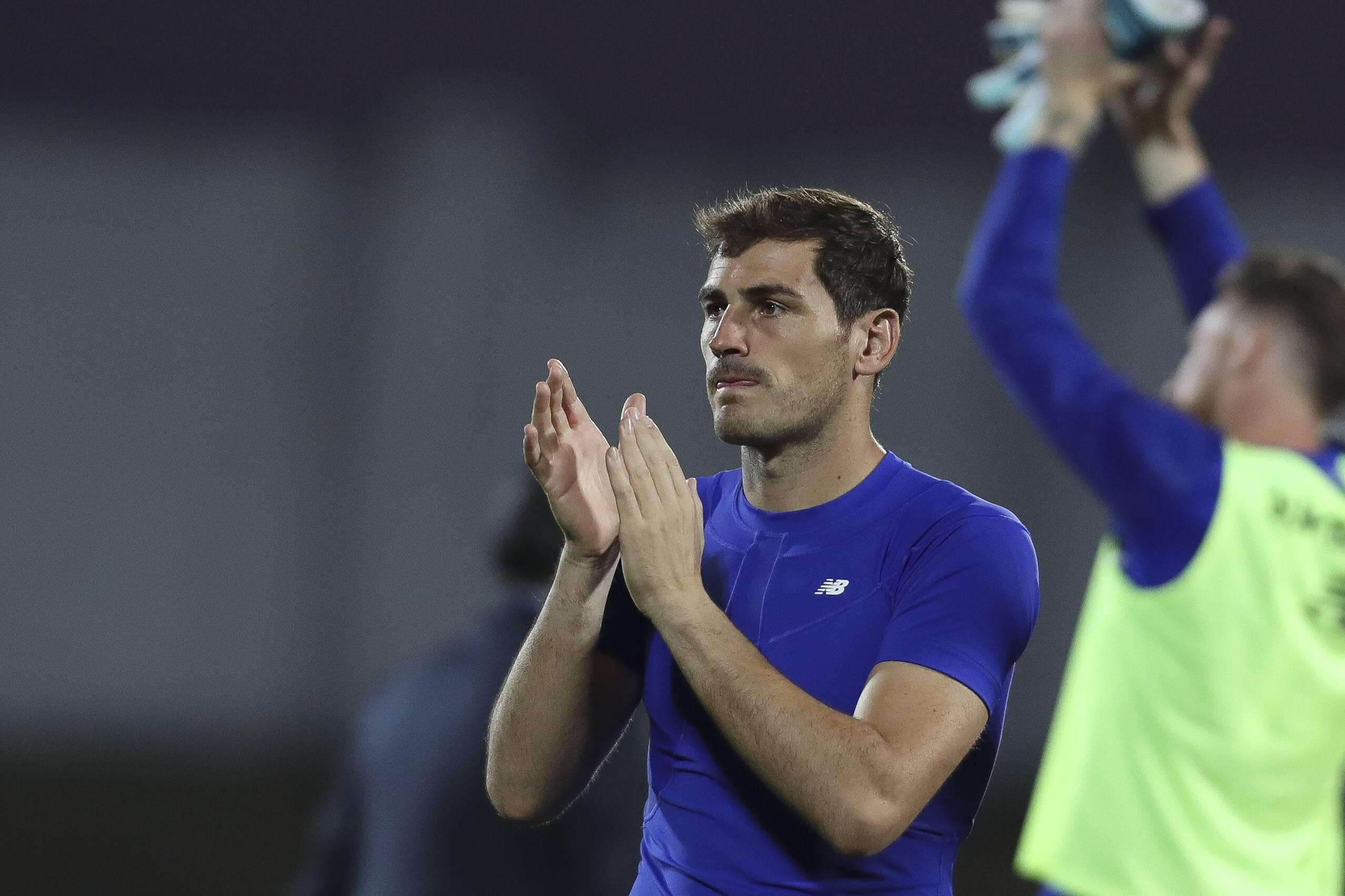 Iker Casillas Das Sind Für Mich Die 3 Besten Torhüter Der Welt