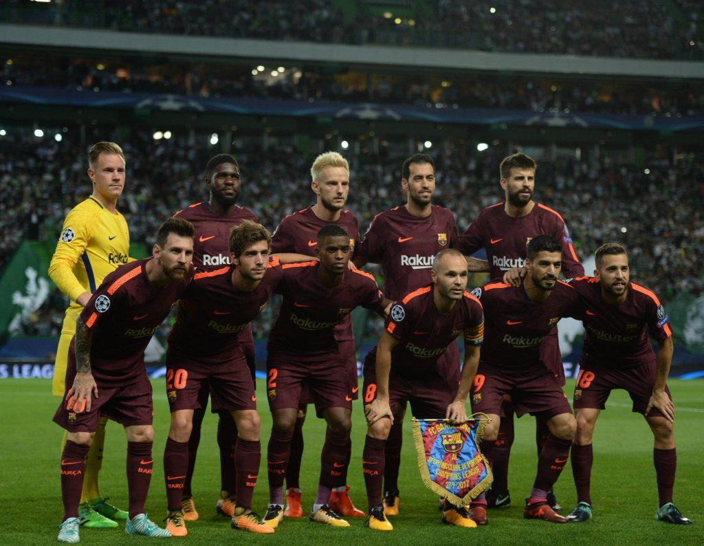 Fc Barcelona Aktuell