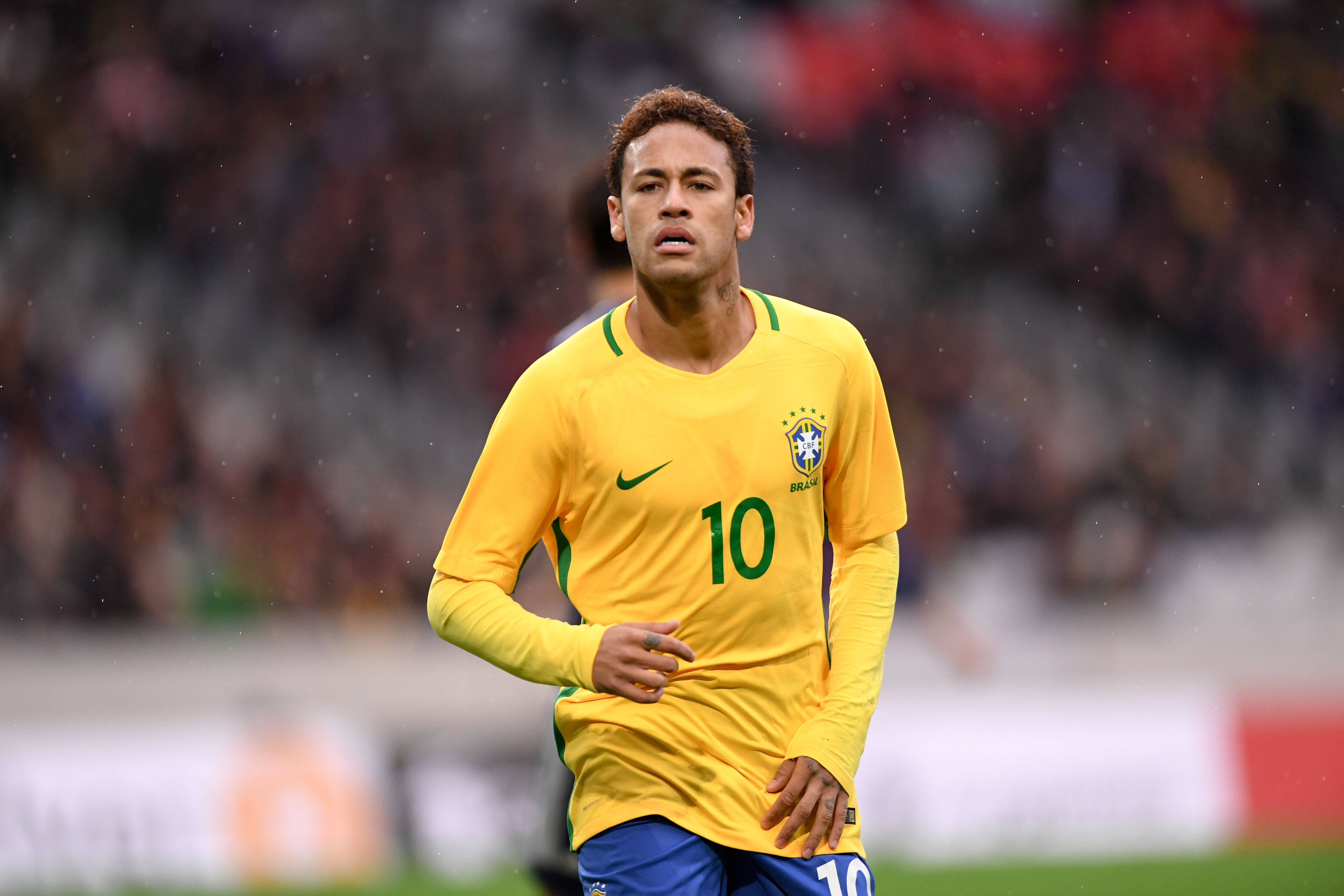 Neymar Aktuell