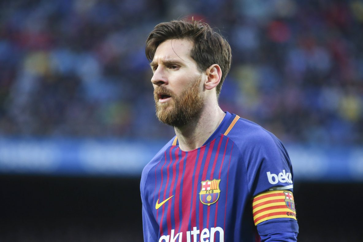 Messi Aktuell