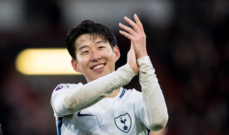 Son Heung-Min Aktuelle Teams