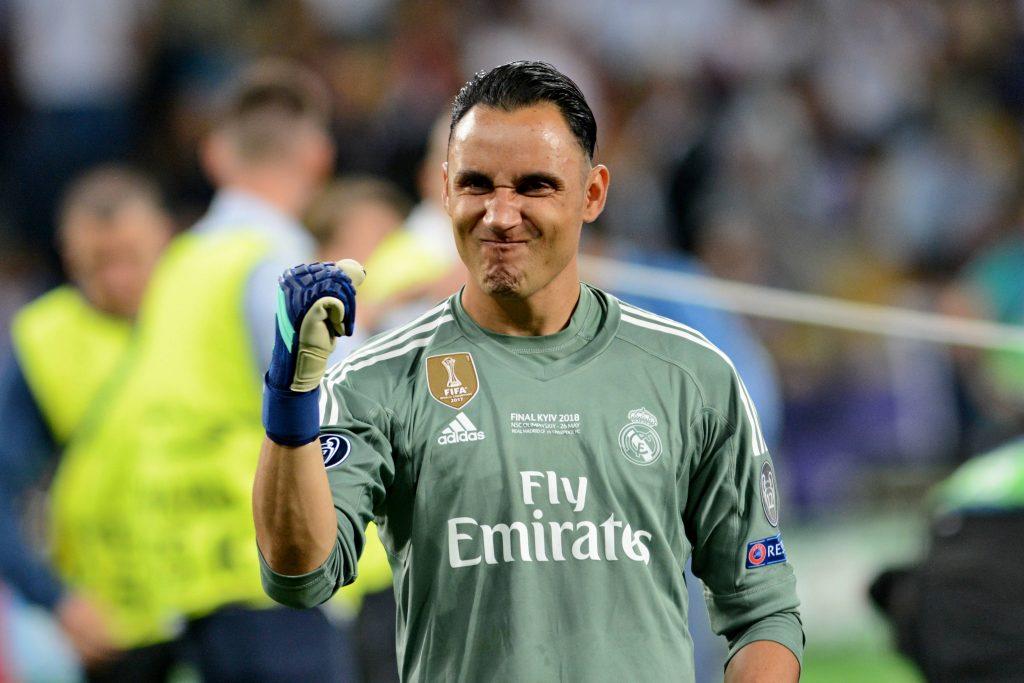 Torwart Real Madrid