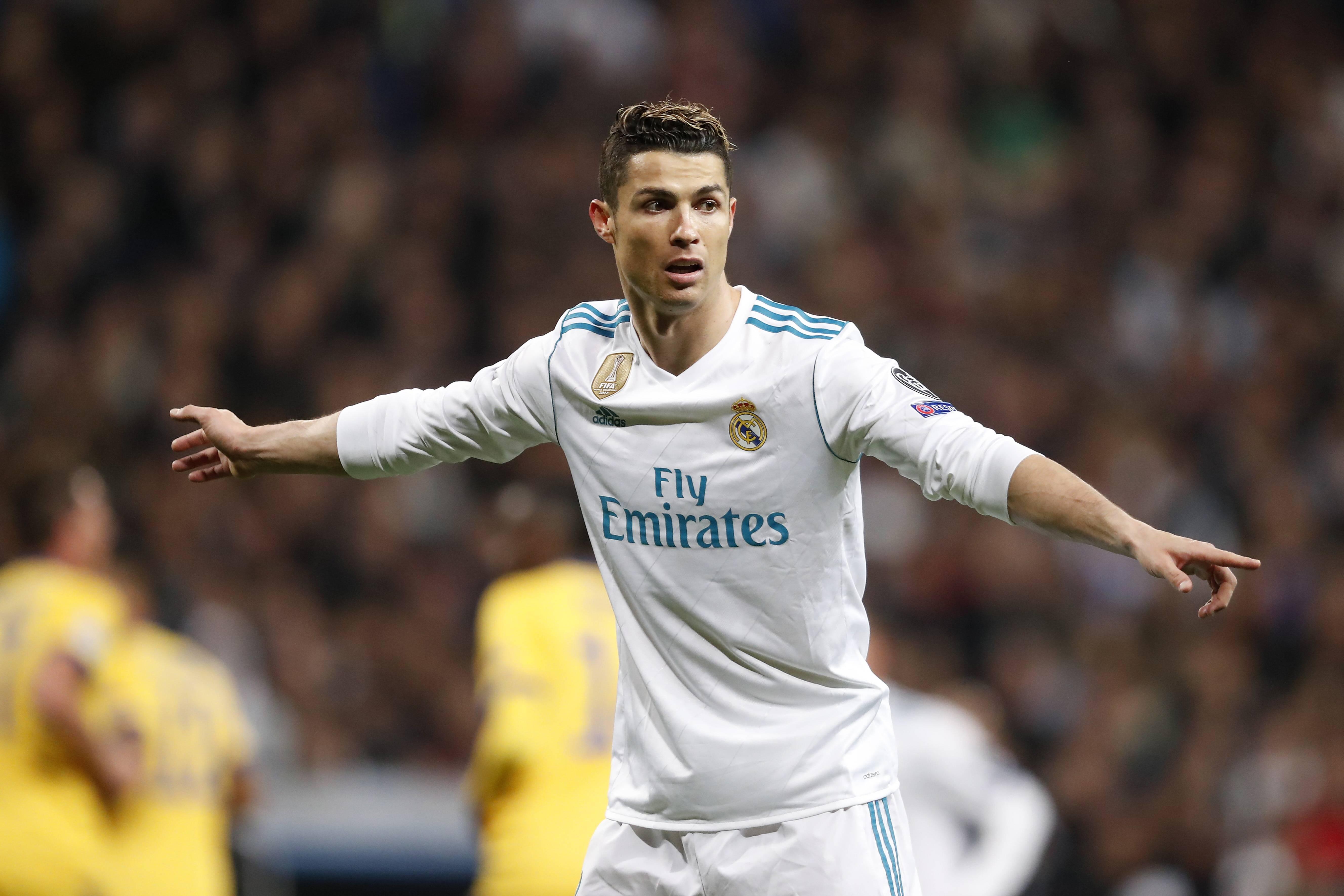 Rückennummer Ronaldo