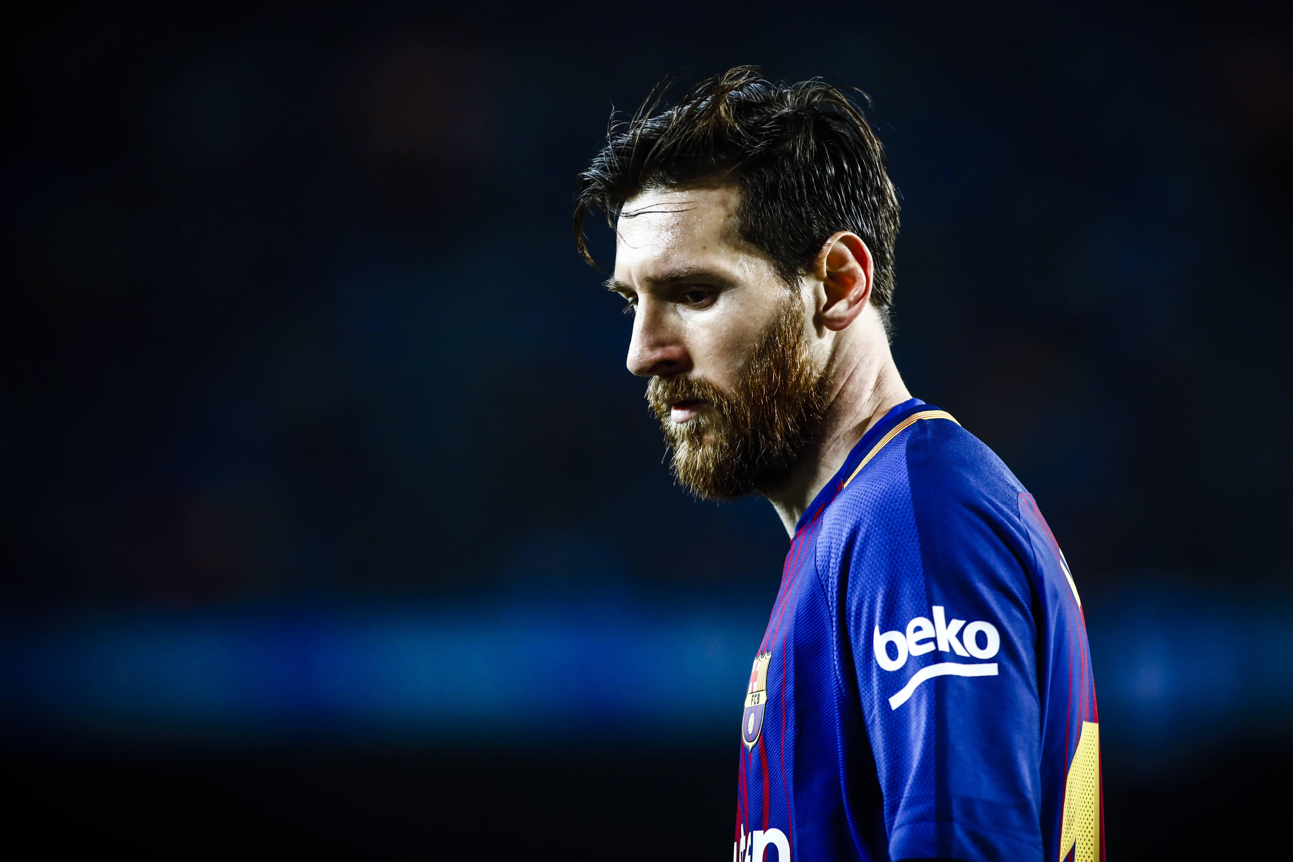 Lionel Messi Aktuell